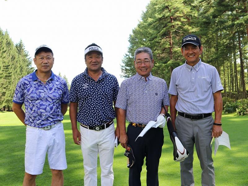 県 ゴルフ 連盟 アマチュア 茨城